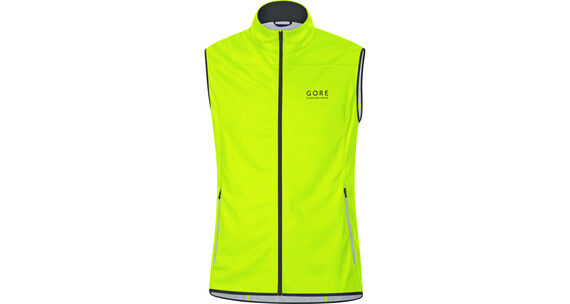 GORE RUNNING WEAR Mythos WS Light Vest Men neon yellow